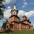 Michałowo - Orthodox church of St. Nicholas 04.jpg