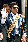 Michael Jackson, often referred as the King of Pop