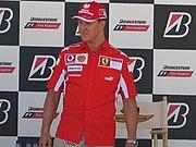 Michael Schumacher hétszer nyerte meg a Formula–1-es világbajnokságot, valamint egyike minden idők legjobban fizetett sportolóinak
