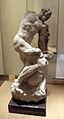 Michelangelo, due lottatori in terracotta chiara, 1530 ca. 02.JPG