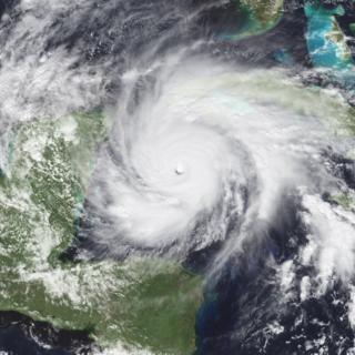 Hurricane Michelle Category 4 Atlantic hurricane in 2001