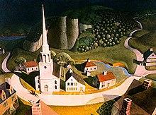 Regionalism (art) - Wikipedia