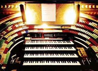 Fox Theatre (Atlanta) - Mighty Mo (opus 5566 / 1929 built) console