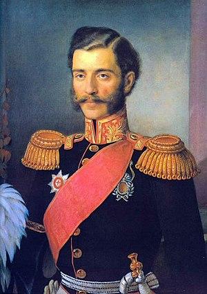 Obrenović dynasty - Image: Mihailo Obrenović III
