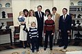 Mike DeWine and family pose with Ronald Reagan.jpg