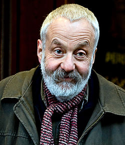 Photo de Mike Leigh