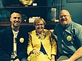 Mike Turay, Oregon Governor Barbara Roberts and Oregon State Teacher of the Year Brett Bigham.jpg