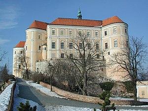 Dietrichstein - Mikulov Castle, Moravia, Czech Republic