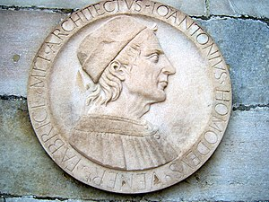 Giovanni Antonio Amadeo - Amadeo, Milan Cathedral