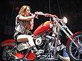 Miley Cyrus - Wonder World Tour - I Love Rock n Roll 3.jpg