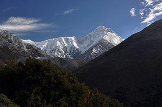 Mount Gongga - Minya Konka Northwest Ridge