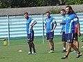 Mirco Antenucci, Alberto Paloschi, Marco Borriello e Luca Mora.jpg