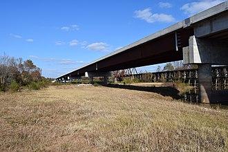 Mississippi Highway 7 - Little Tallahatchie River bridge