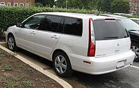 2004-2005 Mitsubishi Lancer Sportback ES (US)