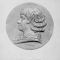 Mme. Roland (Manon Jeanne Philipon) (1754–1793), French literary woman and politician MET 31514.jpg