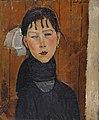 Modigliani - Marie (Marie, fille du peuple), 1918.jpg
