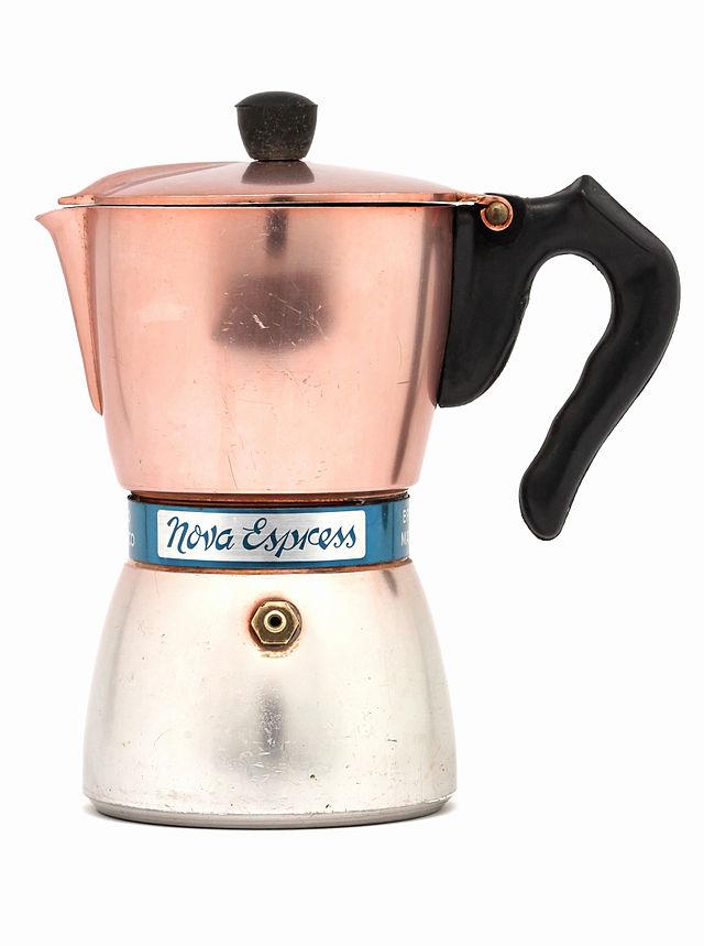 Moka (cafetière) - Wikiwand