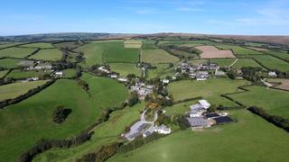 Manor of Molland Polity in North Devon, England