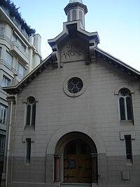 Monaco Antoinist temple.jpg