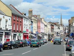 Monnow Street - Monnow Street, Monmouth