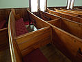 Monroe Methodist Church pew dividers.jpg