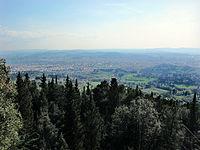 Montececeri, veduta verso firenze 03.JPG