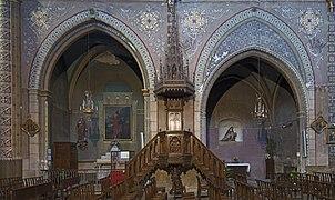 Montech - Notre-Dame de la Visitation - Pulpit.jpg