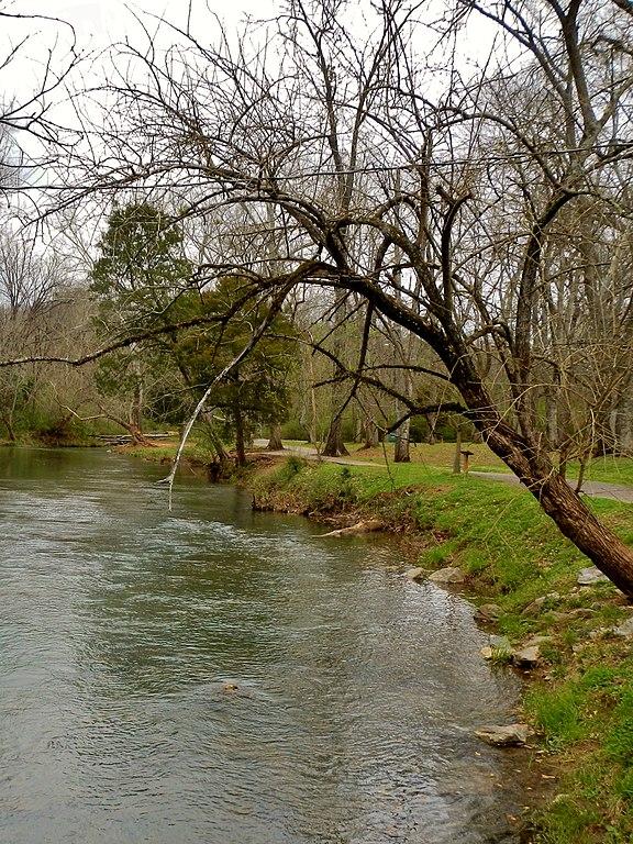 File Montevallo Alabama Shoal Creek At Orr Park Jpg