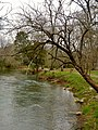 Montevallo, Alabama Shoal Creek at Orr Park.JPG