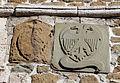 Montevettolini, ex-palazzo comunale, stemmi.JPG