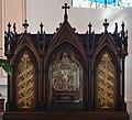 Montignies-sur-Sambre - Église Saint-Remy - châsse-reliquaire - 01.jpg