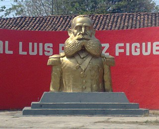 Luis Pérez Figueroa Mexican general