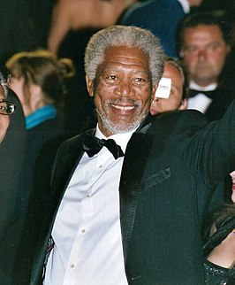 Morgan Freeman in 2005