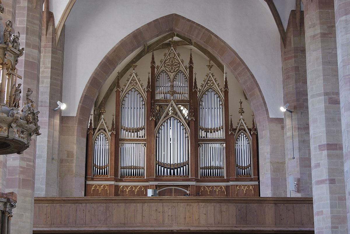 orgel der moritzkirche halle wikipedia. Black Bedroom Furniture Sets. Home Design Ideas
