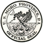 Coat of arms of Moro Province  Provincia Mora