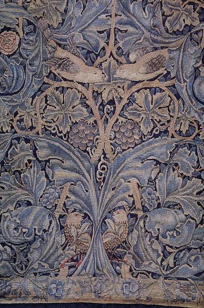 Estremamente Il Classico Non Muore Mai: Il classico da parati: William Morris & Co. JB16