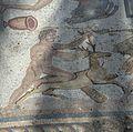 Mosaic Heracles deer 3rd c AD AM Paros 075999r.jpg