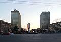 Moscow, Smolenskaya-Sennaya Square (2010s) by shakko 02.JPG