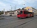 Moscow tram, Dubininskaya street 68.jpg