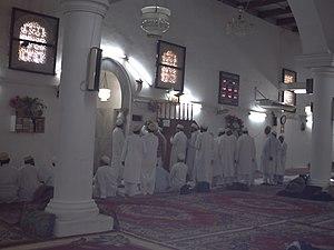 Ahmad al-Wafi - Image: Mosque Imam Abadullah,Salamia,Sy ria