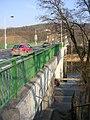 Most Závodu míru, pohled od schodiště.jpg