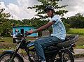 Motociclista en San Jose de Riochico.jpg