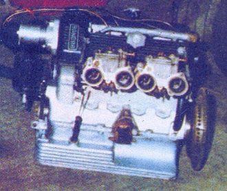Bandini 1000 P - Bandini bialbero 1000 cc engine