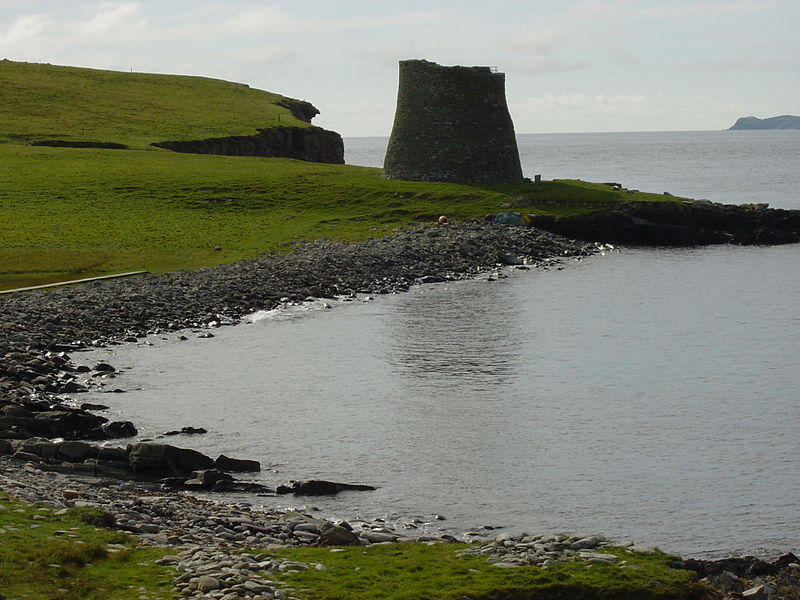 Broch of Mousa, Scotland