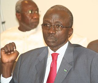 Moustapha Sourang Senegalese politician