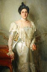 Portrait of Mrs. Asher B. Wertheimer
