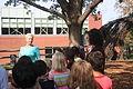 Mrs Evelin Ilves visits school garden at Stoddert Elementary (8033358581).jpg