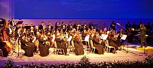 International World of Mugham Festival - Performance of Azerbaijan State Symphonic Orchestra named after Uzeyir Hajibeyov