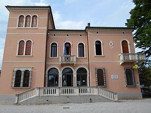 Carceri, Veneto - town hall