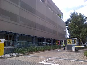 Murray and Roberts Holdings - Murray and Roberts Cementation at Douglas Roberts Centre, 22 Skeen Boulevard, Bedfordview, South Africa